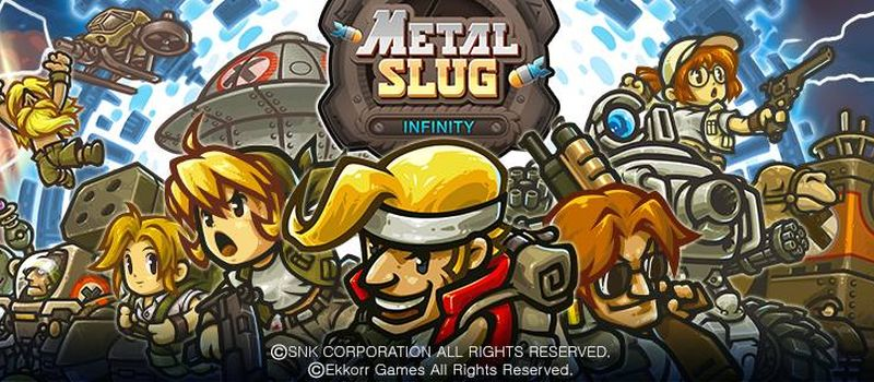 metal slug infinity guide