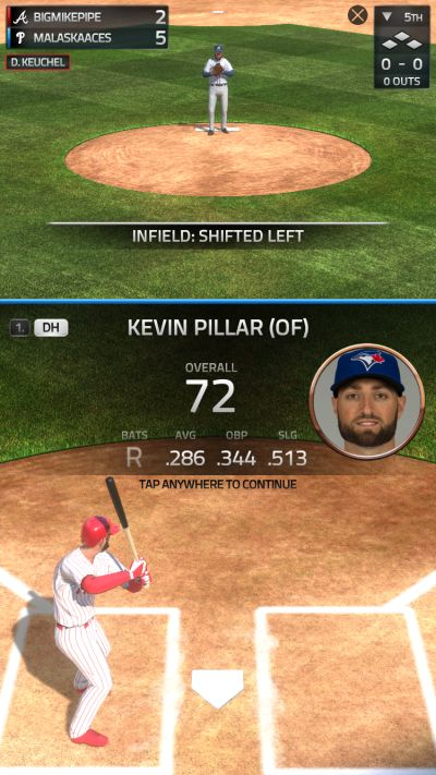 mlb tap sports baseball 2019 tips