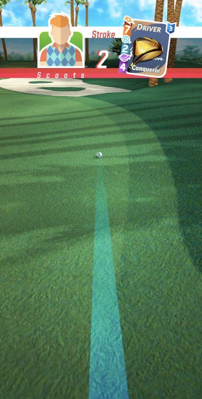 pga tour golf shootout tricks
