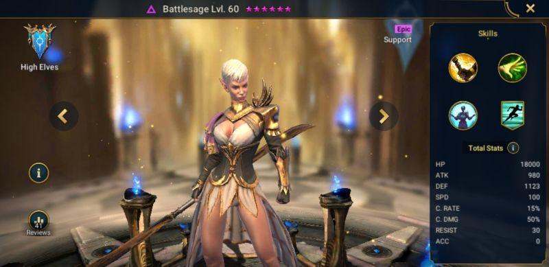 raid shadow legends epic quality team