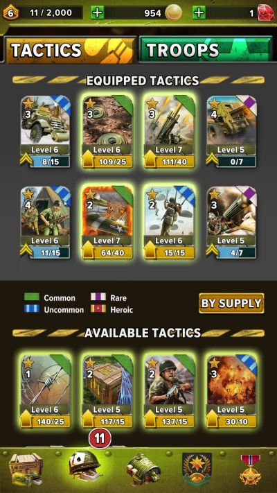 siege world war 2 tactics