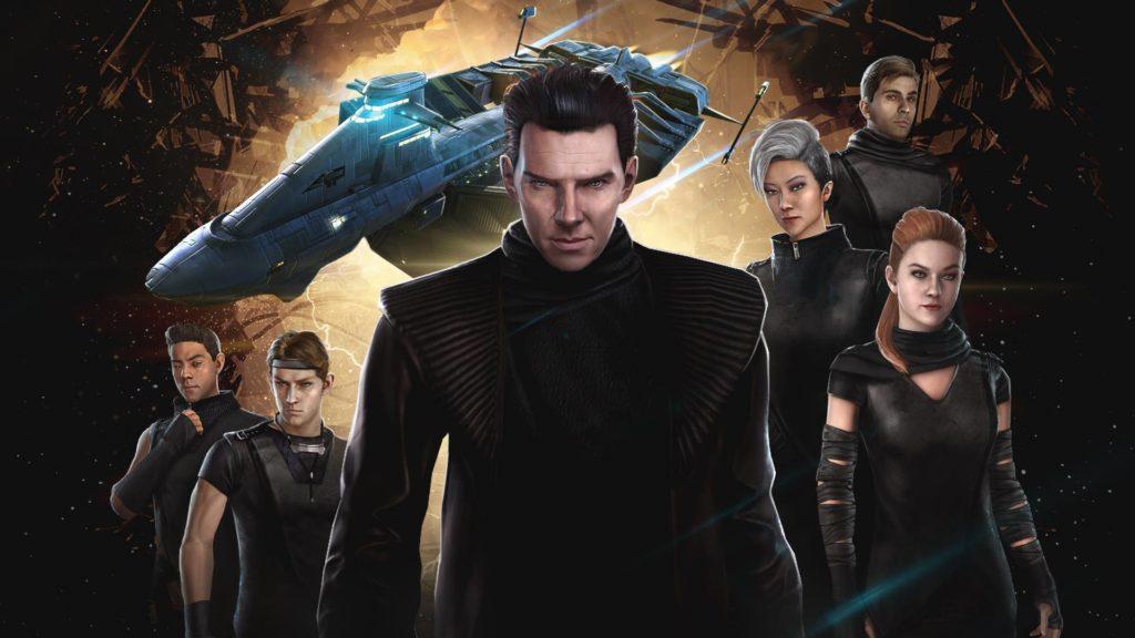 star trek fleet command augment faction