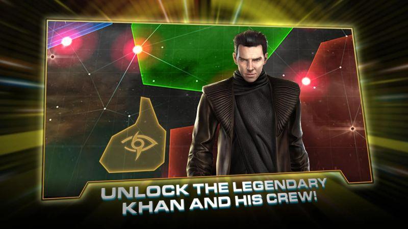 how to unlock khan in star trek fleet command