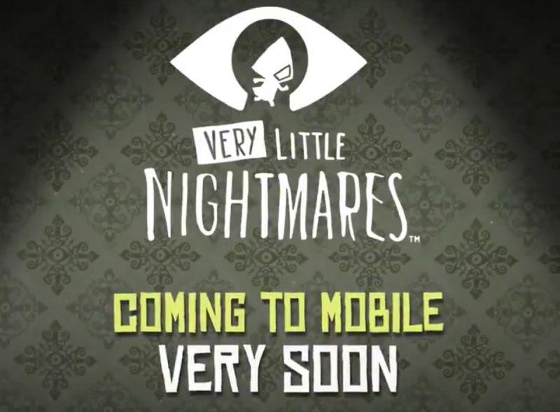 very little nightmares