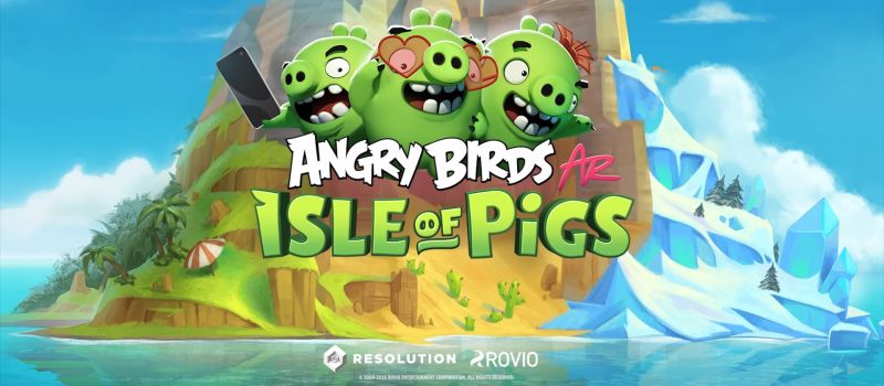 angry birds ar guide