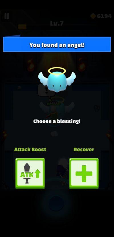 archero blessing