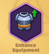 archero enhance equipment