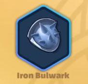 archero iron bulwark talent