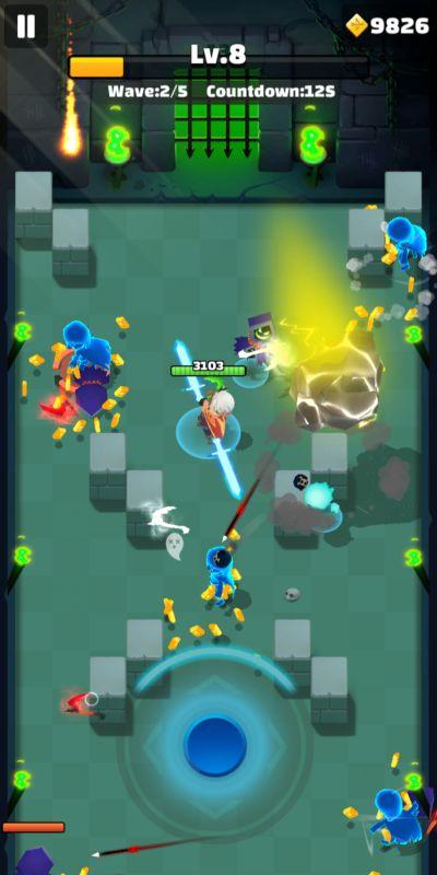 archero meteor
