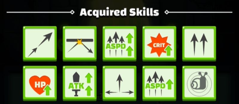 archero best skills
