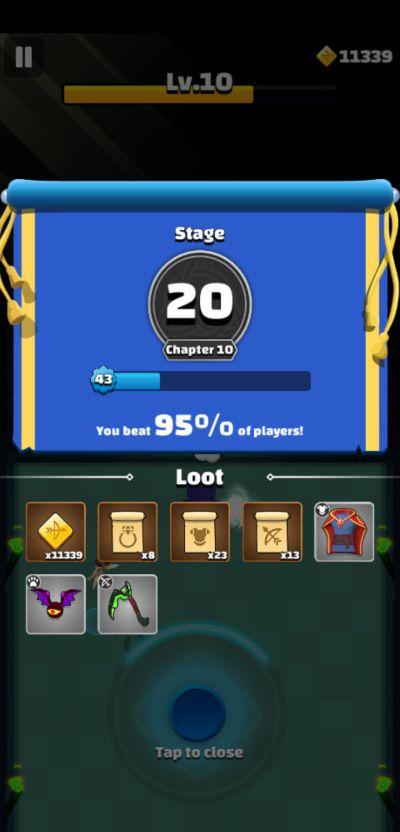 archero stage