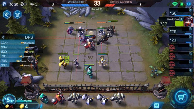 arena of evolution red tides tactics