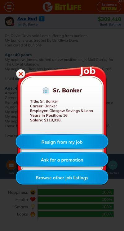 bitlife banker