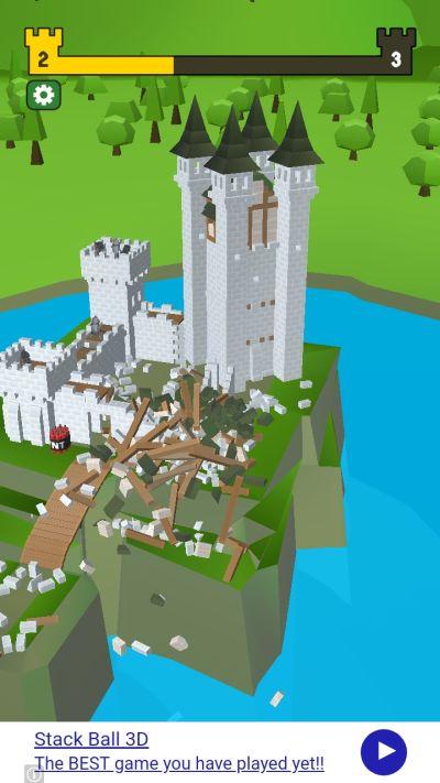 castle wreck tips