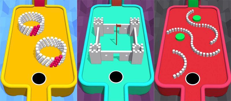 color hole 3d cheats
