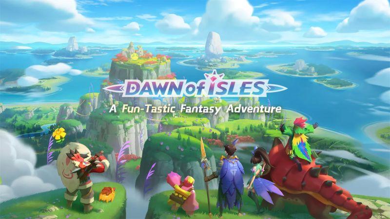 dawn of isles release date