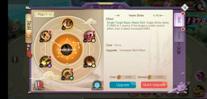 echo of phantoms skills upgrade