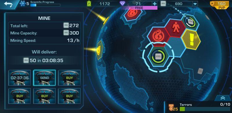 evolution 2 battle for utopia mine