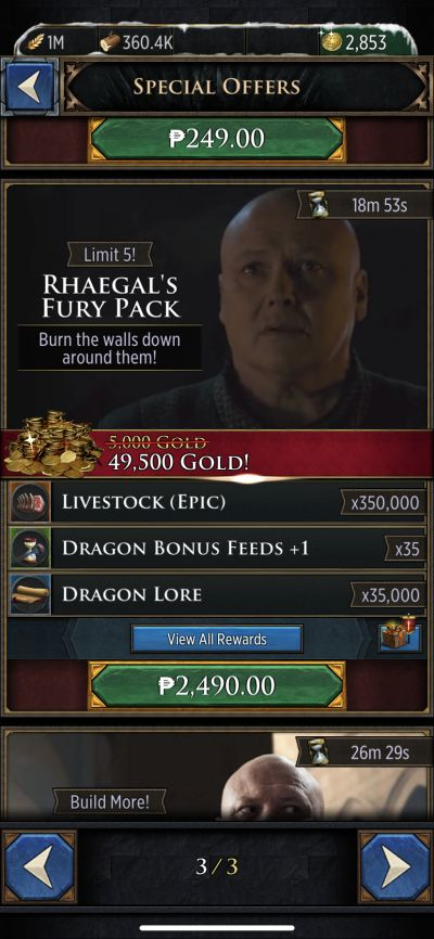 game of thrones conquest dragon lore