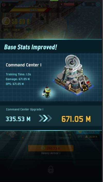 godzilla defense force base upgrade