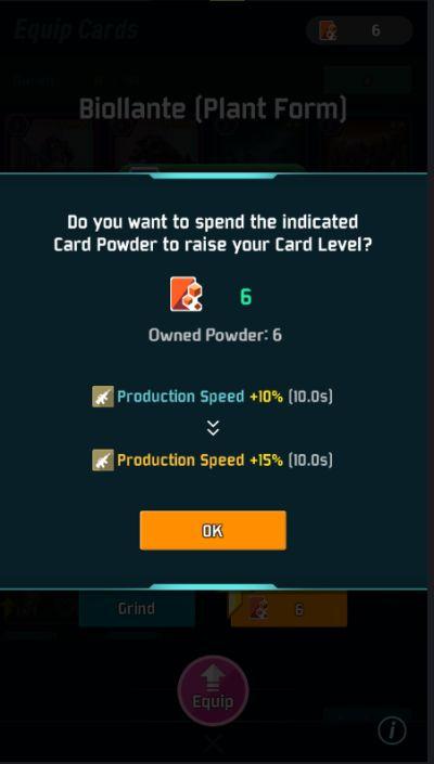 godzilla defense force card system