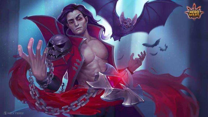 hero wars dorian