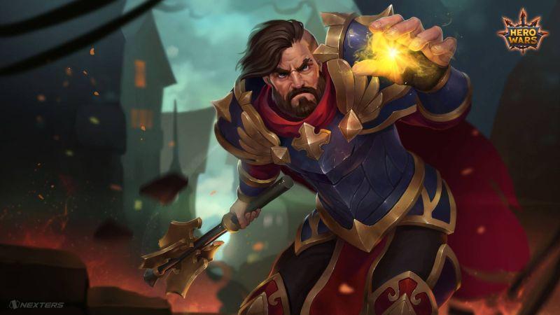 hero wars markus