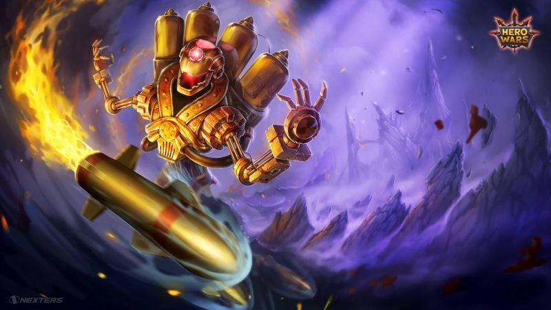 hero wars orion