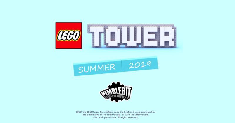 lego tower pre-registration