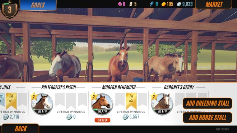 how to expand ranch in rival stars horse racing