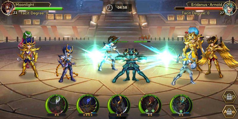 saint seiya galaxy spirits arena
