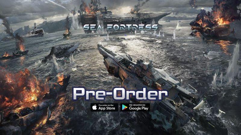sea fortress pre-registration