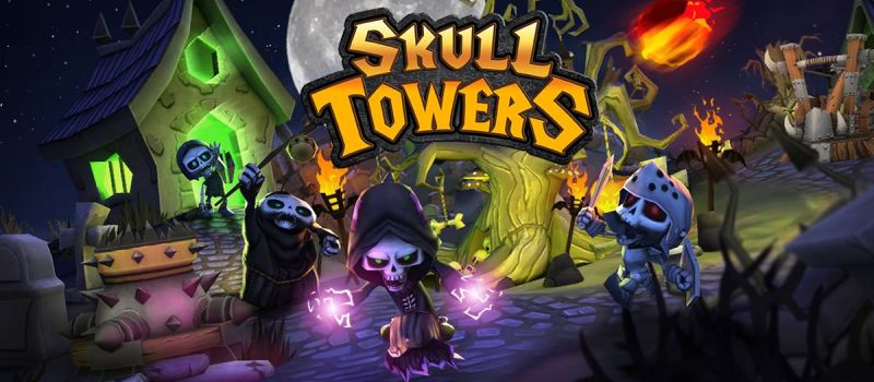 skull towers guide
