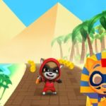 Talking Tom Hero Dash Is an Exciting Superhero-Themed Runner