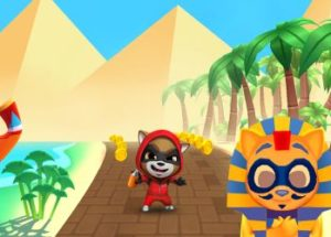 Talking Tom Hero Dash Is an Exciting Superhero-Themed Runner - Level