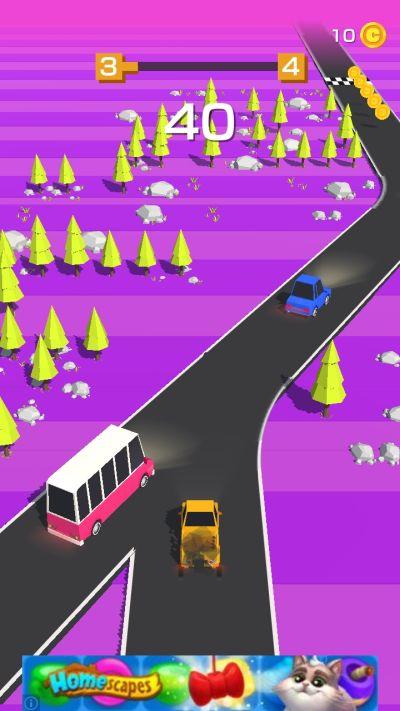 traffic run extra points