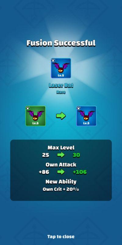 archero fusion