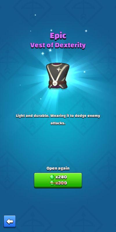 archero obsidian chest