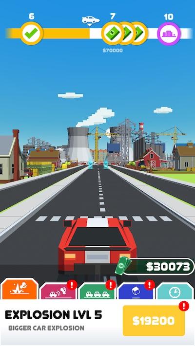car crash! tips