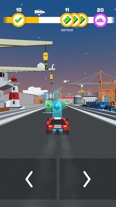 car crash! tricks