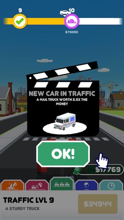 car crash! upgrades