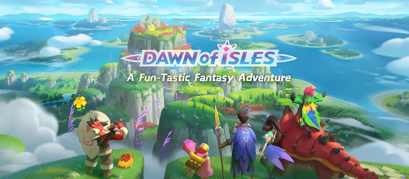 dawn of isles guide