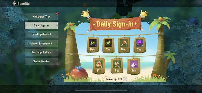 dawn of isles bonuses