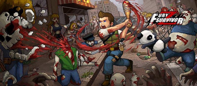 fury survivor pixel z guide