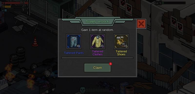 fury survivor pixel z supply restock