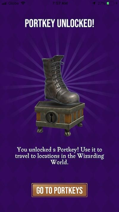 harry potter wizards unite portmanteaus