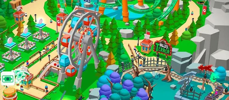 idle theme park tycoon farming guide
