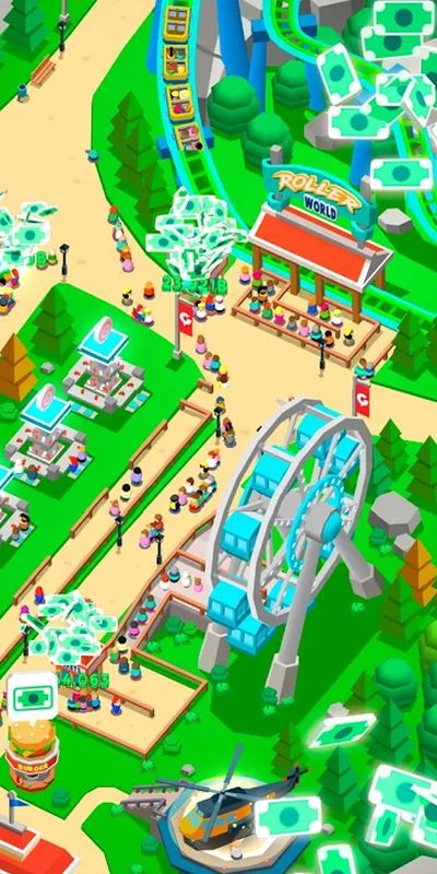 idle theme park tycoon guide