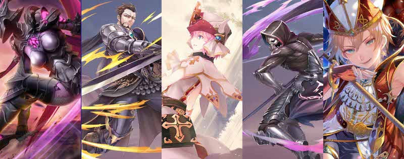 overhit arena battle team