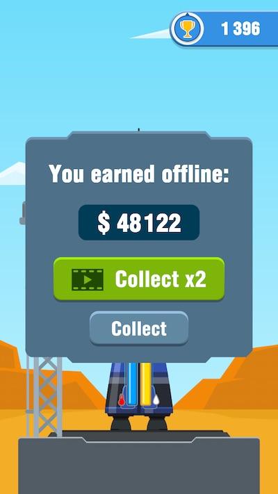 rocket sky! earnings